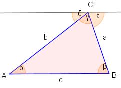 Innenwinkel Im Dreieck Mathepedia